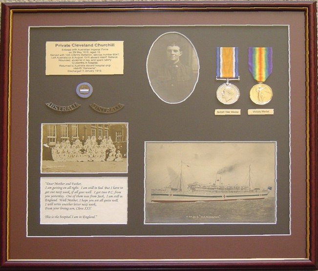 Frame Churchill WWI with ship photo.jpg