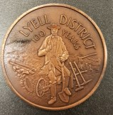 Medallion-1983-Mt-Lyell-Centenary-51mm-Antique-Copper-Obverse9