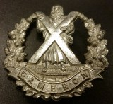 badge_cameronian_cap_badge