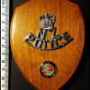 Police: Shield Plaque - New Zealand