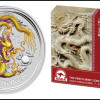 2012: Year of the Dragon - Coloured 1 Ounce - Melbourne ANDA Coin Show