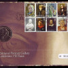 Great Britain: 2006 - 150th Anniversary of the National Portrait Gallery PNC Cover