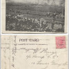 Victoria: 1908 - b&w card with 'newspaper quality' photo of the