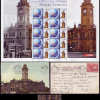 2006: Special Event Sheetlet - Centenary of Hobart GPO Clock - Plus Post Card (1911)